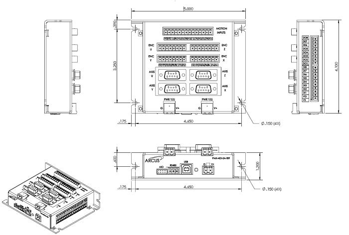 2D PMX-4EX-SA-TB9